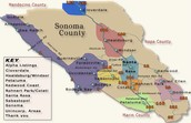 The crimes occur mostly in Santa Rosa, California... The Sonoma county