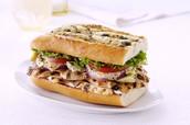 El Sándwich de Pollo