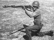 Rifle with Grenade Launcher