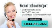Hotmail help firm for Hotmail mail customers in USA