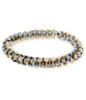 Vintage twist bracelet, gold £16