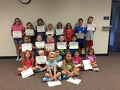 Students of the Week ~ Friday, September 4, 2015