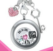 Every locket tells a story.  What's your's?
