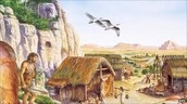 This is how the Neolithic Revolution look like