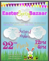 C.A.R.D.S. TRACK CLUB EASTER SPRING BAZAAR