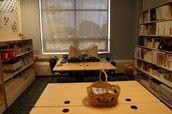 Teacher's Book Room