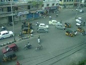 a street in India
