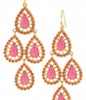 SEYCHELLE CHANDELIERS CORAL - £17.50