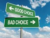 It's A Choice