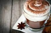 Le chocolat chaudes
