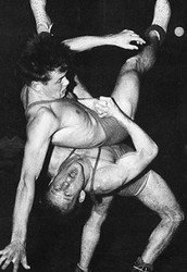 Freestyle wrestling is a style of amateur wrestling that is practiced throughout the world.