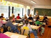 Colegios públicos.