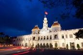 HO CHI MINH CITY BUILDING