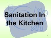 What Is Kitchen Sanitation?