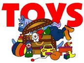 Toys for Tabor . . .