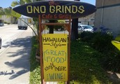Come chow down on some GRINDS!