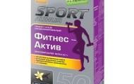 Продукты для спортсменов