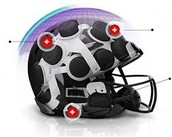 In 2014 football helmets are almost the safest thing on the field.