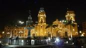 La plaza mallor de Lima