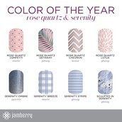 Color of the Year wraps