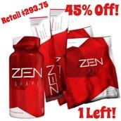 ZENbodi Bundle 50% OFF (1 in stock)