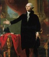 Washington painting