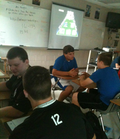 Triangle Trivia review game