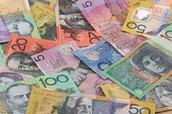 ERINEVAD AUSTRAALIA DOLLARID