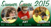 UW-Green Bay Summer Camps