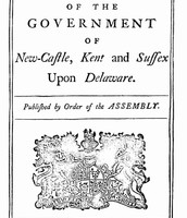 Law Poster of Delaware