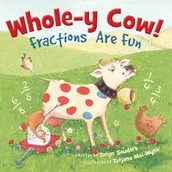 Whole-y cow fractions are fun!