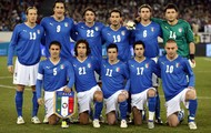 Italies soccer team
