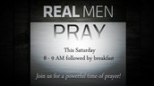 Men's Prayer Tomorrow