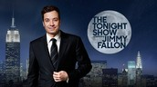 the new ...Jimmy Fallon