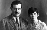 Ernest and Pauline Pfeiffer, 2nd wife