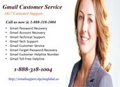 Gmail Account Recovery Phone Number 1-888-318-1004
