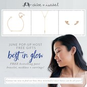 June Pop Up incentive