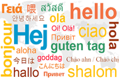 February is Discover Languages Month