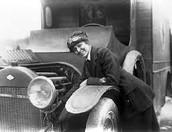 A Women Mechanic