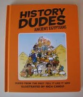 History Dudes Ancient Egypt by Laura Buller
