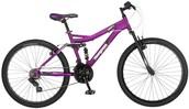 Sale on a bike