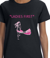 LADIES FIRST RUNNING