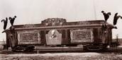 cornelius van horne's funeral car