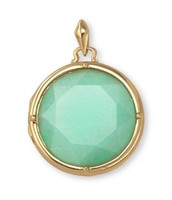 SOLD!!!Sentiment Stone Locket was $54, now $25
