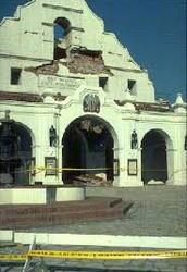 Whittier Narrows Earthquake