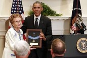 President Obama Giving Medal of Honor
