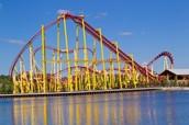 Thunderhawk Roller Coaster