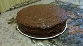 """Торт """"Шоко-шоколадний"""