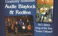 Audie Blaylock & Redline with Balsam Range November 2nd at 7pm