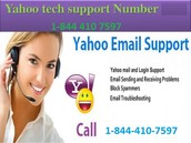 Yahoo email Support for users